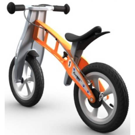 FirstBike Odrážedlo STREET Orange