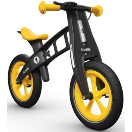 FirstBike Limited Edition Yellow