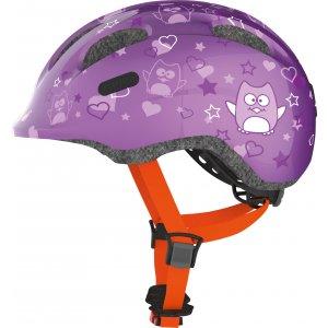 FirstBike Helma ABUS SMILEY Purple